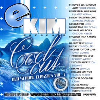 E-Kim - Cool Out_Remastered_Website