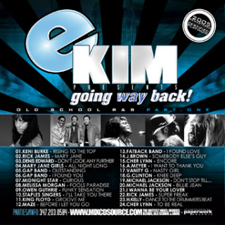 E-Kim - Going Way Back_Remastered_Website