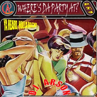 Where's Da Party At 4_CD Cover_Web