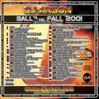 Ball Til You Fall 2001_CDCover_Slim