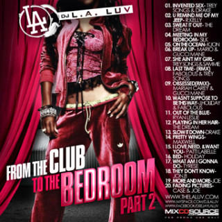 Club To The Bedroom_2_CD Front_Web