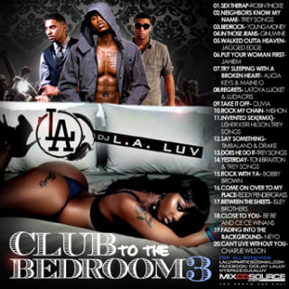 Club To The Bedroom_3_CD Front_Web