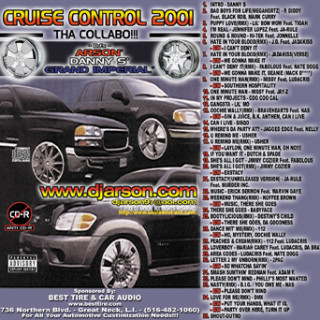 Cruise Control 2001_CDCover_Web