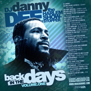 Danny Dee_Back In The Days_Vol 1_CD Cover_Web