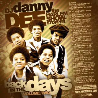 Danny Dee_Back In The Days_Vol 2_CD Cover_Web