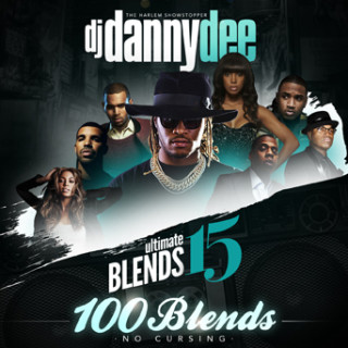 Danny Dee_Ultimate Blends 15_CD Front_Web