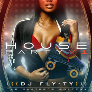 Dj Fly Ty_House Party_V1_Front_Web