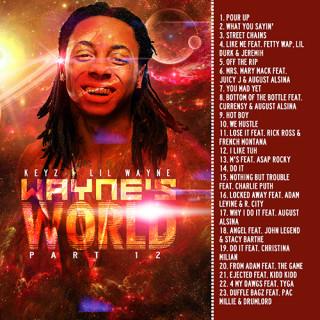 Lil Wayne web
