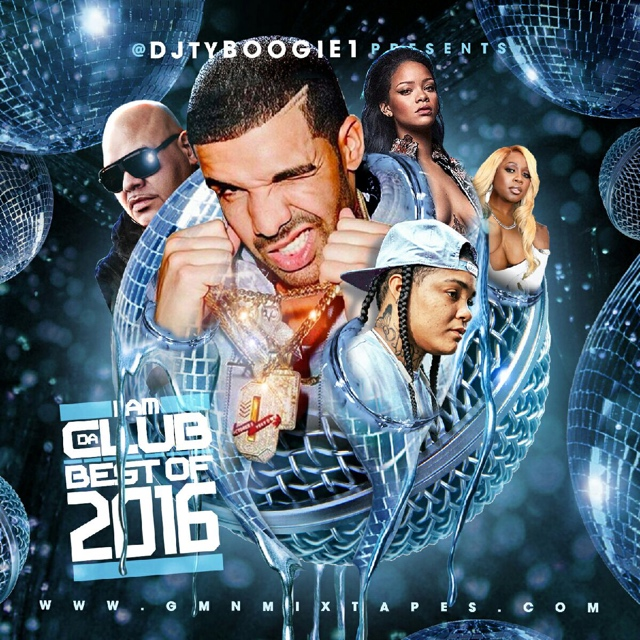 Dj Ty Boogie, I Am The Club, Best Of 2016